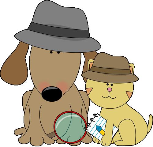 Resultado de imagen de animales detectives